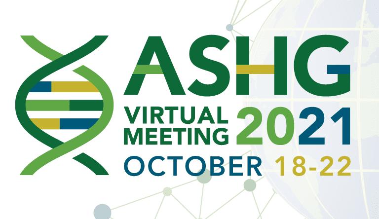 ASHG Virtual Meeting 2021