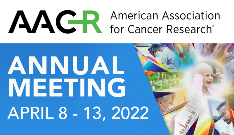 AACR Annual Meeting 2022